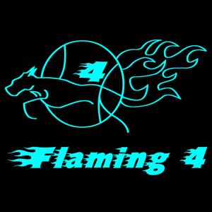 Flaming 4
