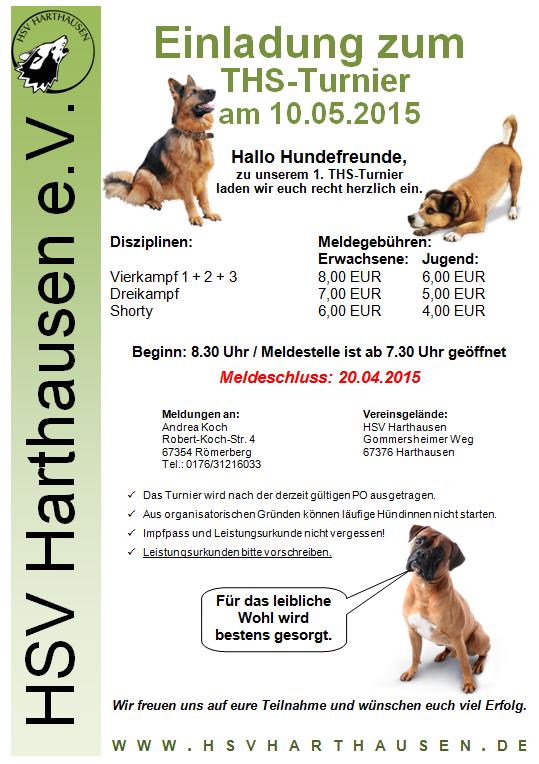 HSV-THS Turnier